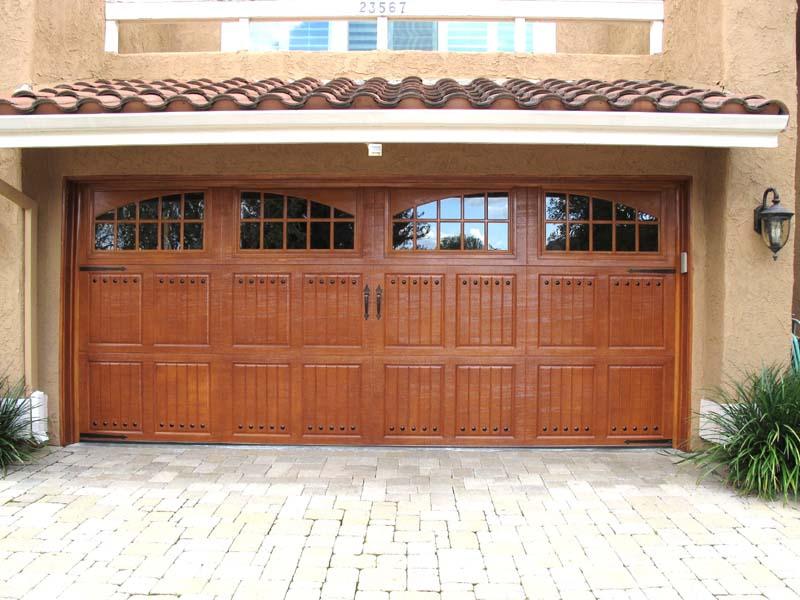 Non Traditional Steel Dyer S Garage Doors