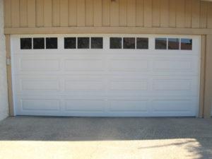 White Long Panel L595 Windows