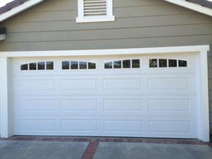 White Long Panel L695 Windows