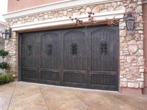 Ranch House Door with Speakeasies