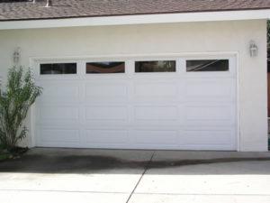 White Long Panel Plainlite Windows