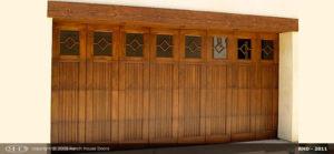 Carriage Vertical Planks Diamond Windows 2011