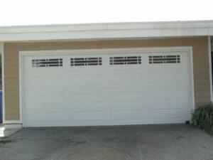 White Long Panel L699 Windows