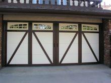 Tudor Insulated Steel Door w/Windows